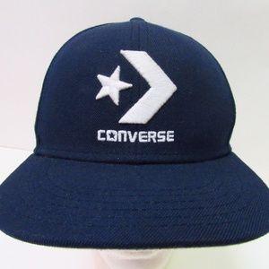 0018ae0b96ee Converse Snap Back Trucker Hat OSFM